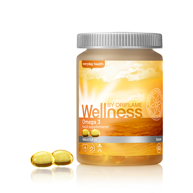 Wellness by Oriflame. Омега 3