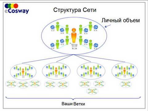Бизнес план eCosWay