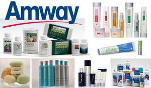МЛМ фирма Amway первая в мире по товарообороту.