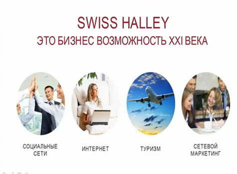 Отзывы о Swiss Halley на besuccess.ru