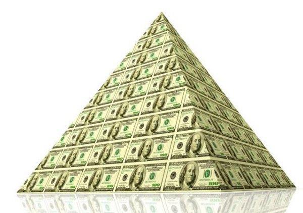 Финансовые пирамиды в России