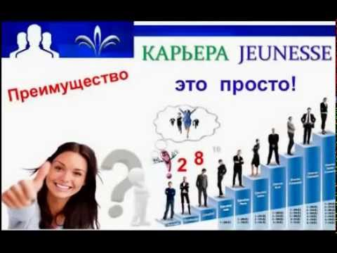 Маркетинг план Jeunesse Global
