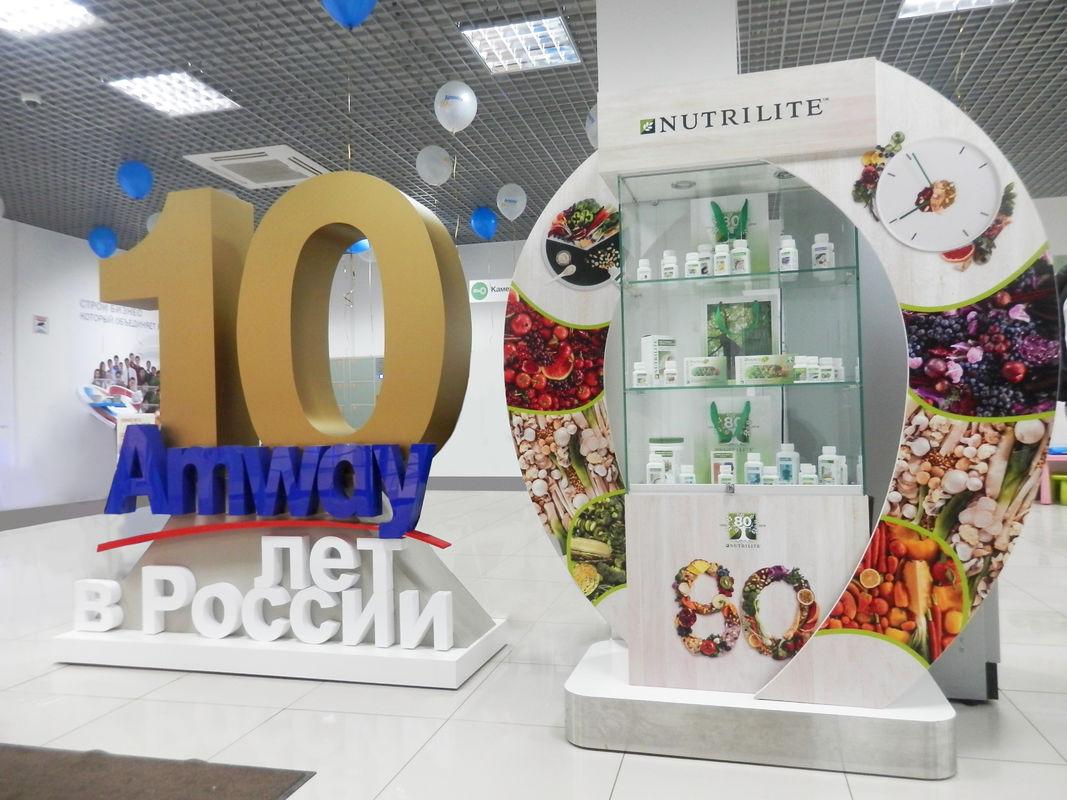 Амвей косметика в россии