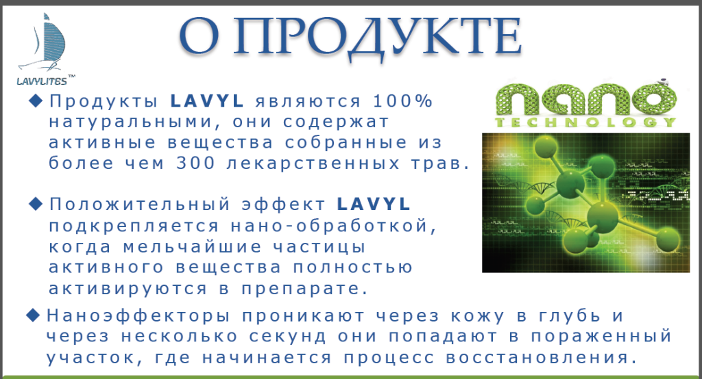 Продукция Лавилайтс