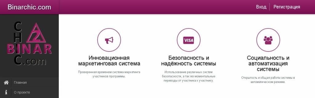 Отзыв про Binarchic на besuccess.ru