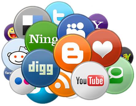 социальные медиа и МЛМ
