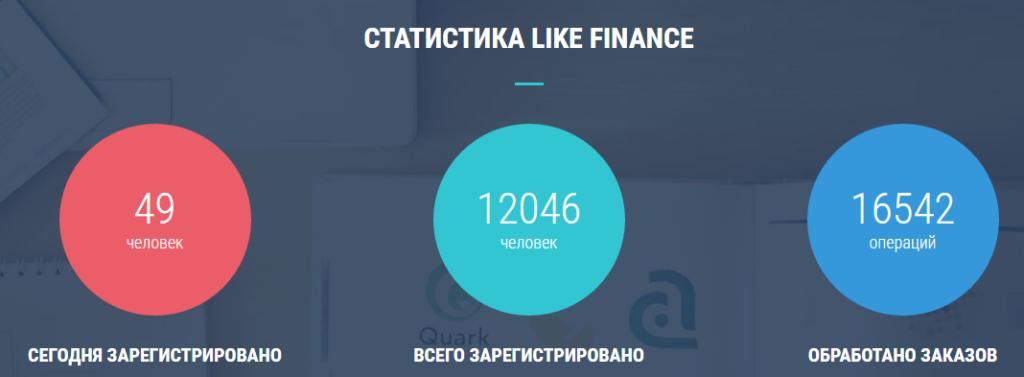 Отзыв про Like Finance
