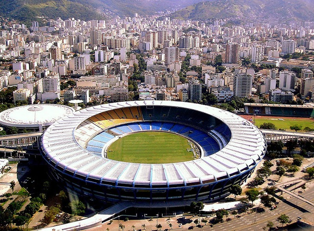 Стадион в Рио в честь Jeunesse