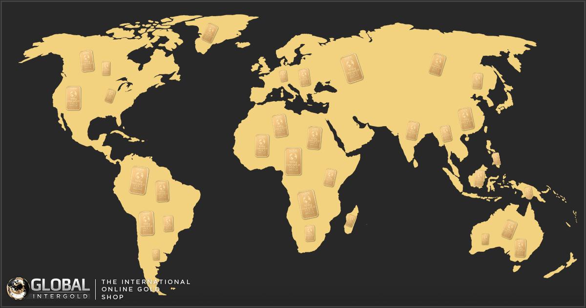 Global InterGold. Золото &  Сетевой Марктеинг
