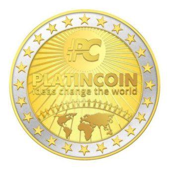 Монета PlatinCoin
