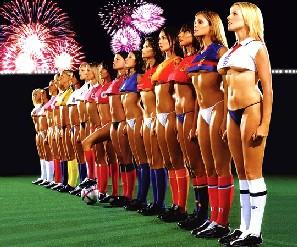 Avon - спонсор женского футбола