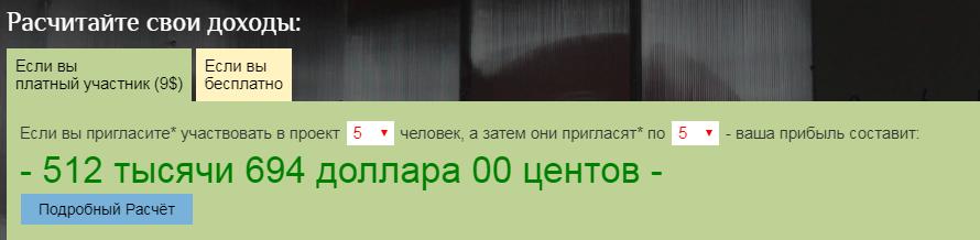 Отзыв про 9mln.com на сайте besuccess.ru