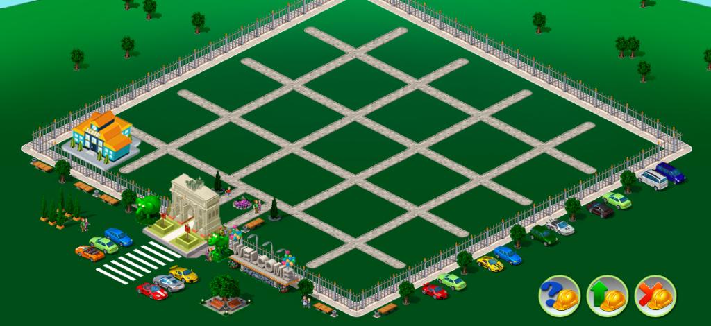 Игра City Farm