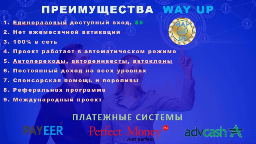 отзыв про Wayup Ltd