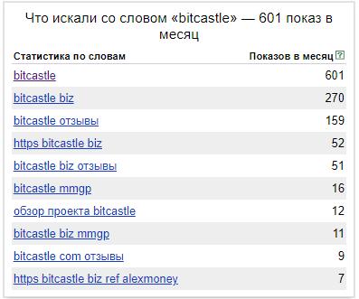 Bitcastle