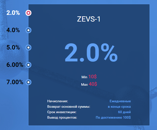 Zevs Trade