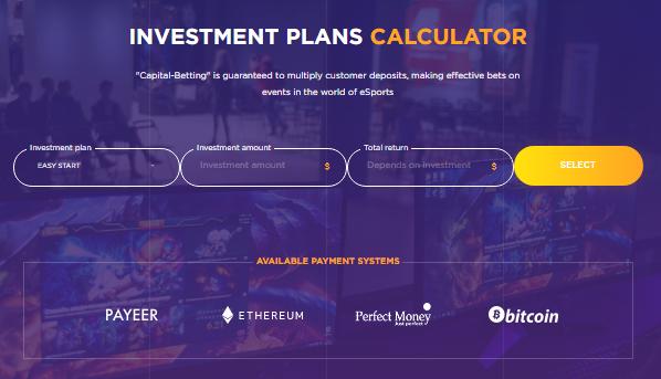 Capital Betting