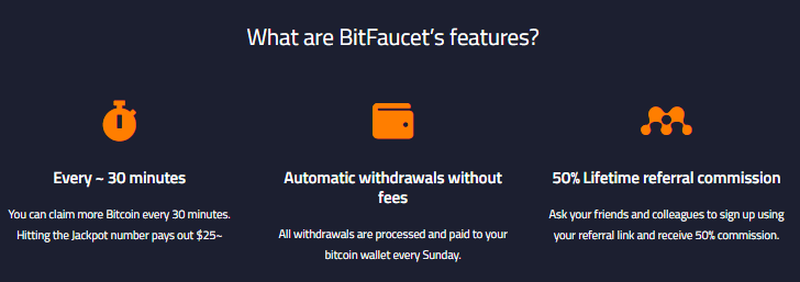 Bitfaucet.app