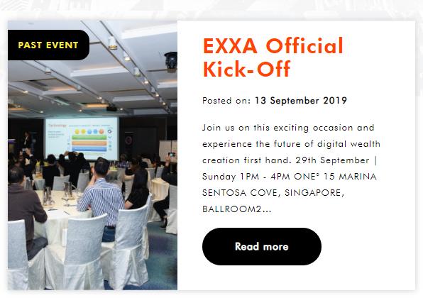 Exxa Network