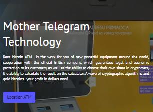 Mother Telegram Technology