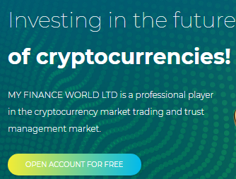 My Finance World